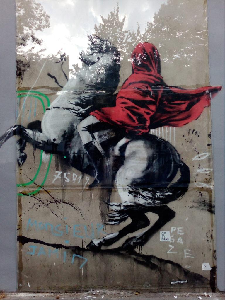 S'agit-il de protéger une oeuvre de Banksy ?